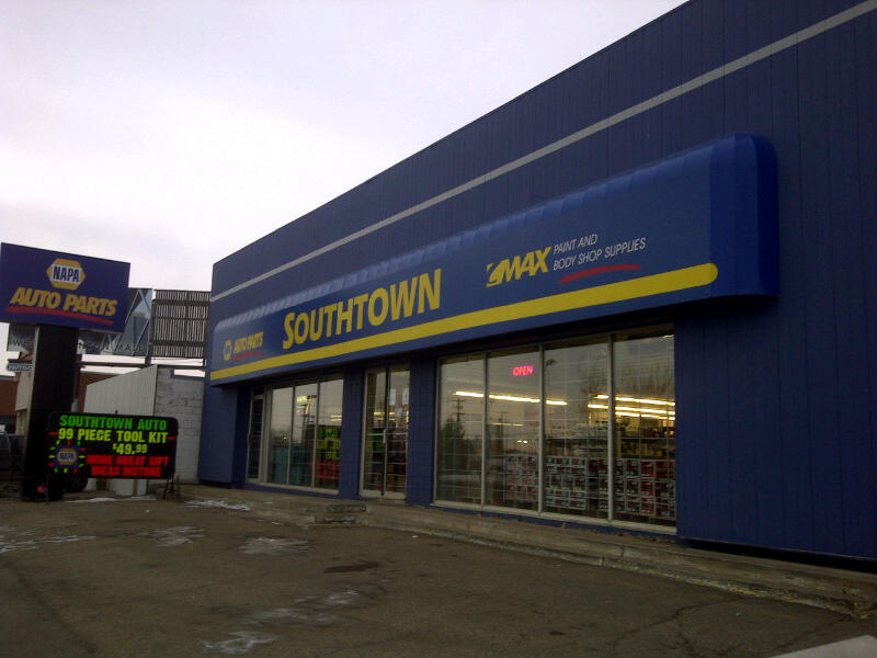 southtown auto parts store in edmonton